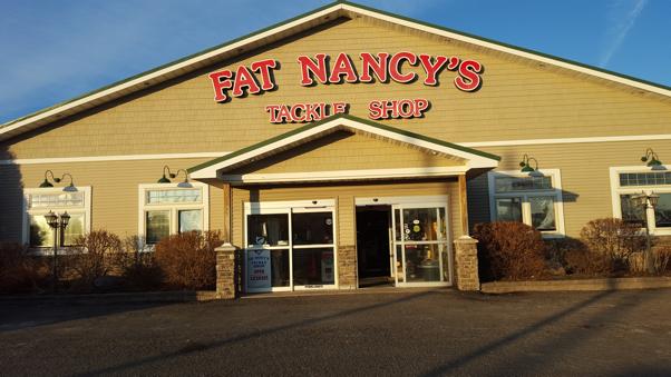 Fat Nancy�s Tackle Shop