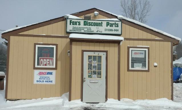 Fox�s Discount Parts